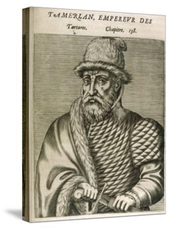 Timur Lenk (Variously Spelt as Tamerlane Tamburlaine Etc) Asiatic Ruler