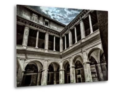 Bramante Cloister by Andrea Costantini