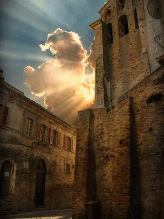 Citta Sant'Angelo by Andrea Costantini
