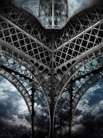 Eiffel Tower by Andrea Costantini