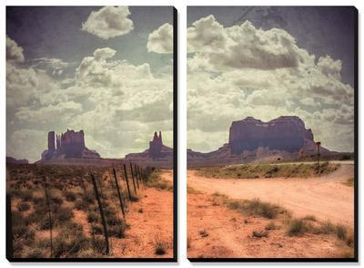 Monument Valley by Andrea Costantini