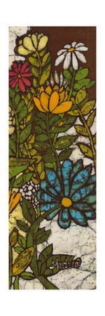 Batik Flower Panel II