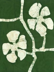 Green Blooms I by Andrea Davis