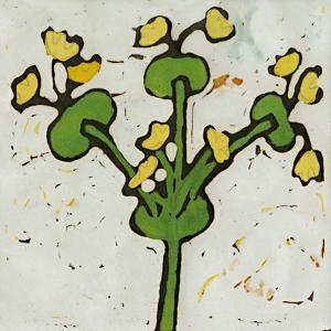 Planta Green II by Andrea Davis
