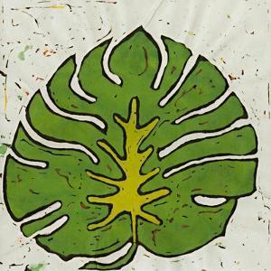 Planta Green IV by Andrea Davis