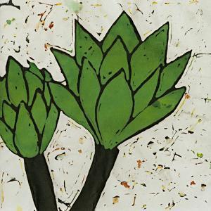 Planta Green VII by Andrea Davis