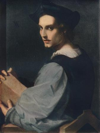 Portrait of a Young Man, c1517, (1911)