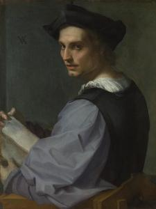 Portrait of a Young Man, Ca 1518 by Andrea del Sarto