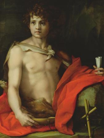 St. John the Baptist, 1522