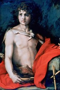 St John the Baptist, C1506-1530 by Andrea del Sarto