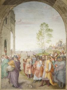 The Journey of the Magi by Andrea del Sarto