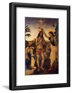 Beautiful Baptism Framed Posters Artwork For Sale Posters