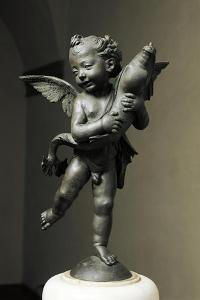Child by Andrea del Verrocchio