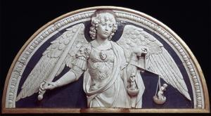 St. Michael The Archangel by Andrea Della Robbia