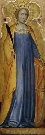 St. Katharine, C.1400