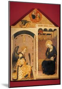 Annunciation by Andrea Di Nerio