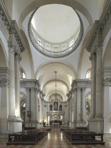 Church of San Giorgio Maggiore by Andrea di Pietro (Palladio)