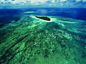 The Malaysian Island of Lankayan by Andrea Ferrari