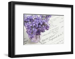 Bouquet, Lilac, Flowers, Purple, Violet, Vase, Spring by Andrea Haase