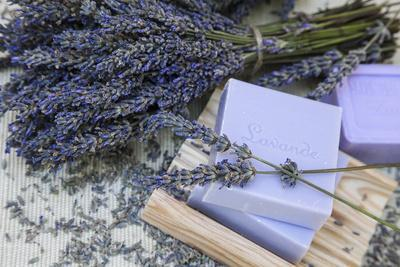 Lavender Blossoms, Lavender Soap, French