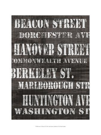 Streets of Boston II