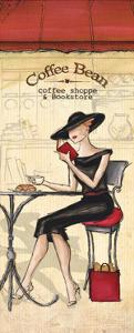 Cafe by Andrea Laliberte