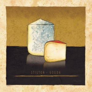 Cheeses II by Andrea Laliberte