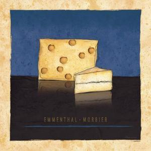 Cheeses IV by Andrea Laliberte