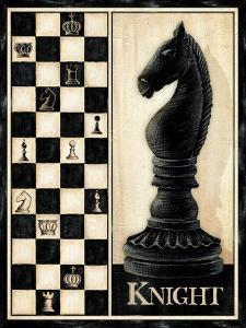 Classic Knight by Andrea Laliberte