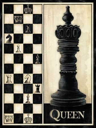 Classic Queen by Andrea Laliberte