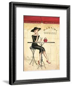 Femme Elegante III by Andrea Laliberte