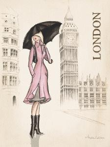 London by Andrea Laliberte