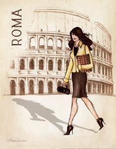 Roma by Andrea Laliberte