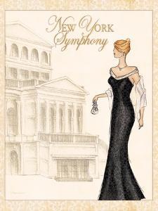 Symphony by Andrea Laliberte