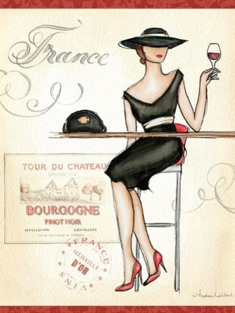 Wine Event III by Andrea Laliberte