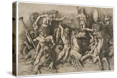 The Battle of the Sea Gods, Ca 1475