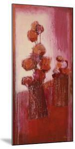 Comme une Fleur II by Andrea Ottenjann