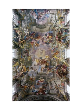 Glory of St. Ignatius