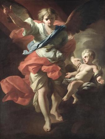 Guardian Angel, circa 1685-94