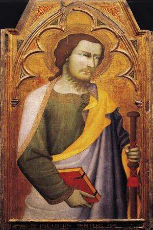 St James Apostle, Dismembered Part of an Altarpiece