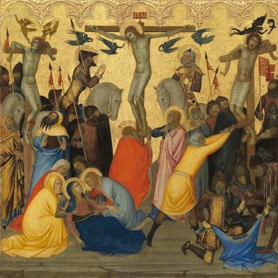 The Crucifixion, c.1380