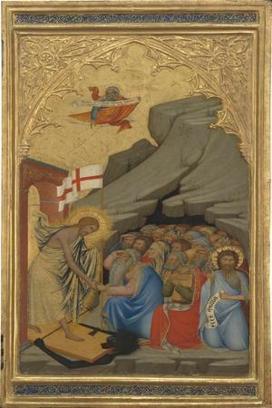 The Descent into Limbo, c.1380