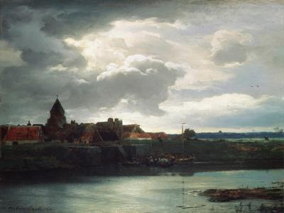 Landscape with a River, 1866