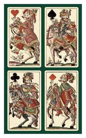 Knights (Bauern Hochzeit Deck)