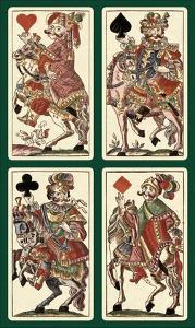 Knights (Bauern Hochzeit Deck) by Andreas Benedictus Gobl