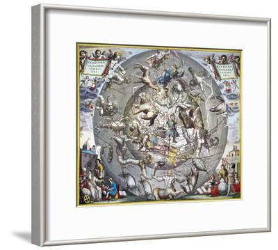 Celestial Planisphere, 1660