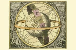 Circulis Coelestibus by Andreas Cellarius