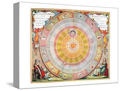 Copernican Universe, 1660