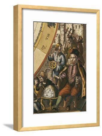 Tycho Brahe's Planisphere