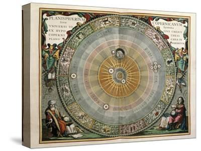 Universe on the Model of Copernicus with Sun in Center